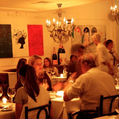 """Jantar beneficente do Bistrot Bagatelle"""