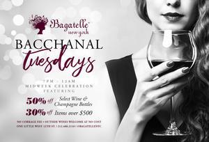 Bacchanal Tuesdays