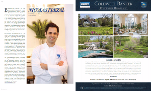 Resident Magazine Featured Chef Nicolas Frezal
