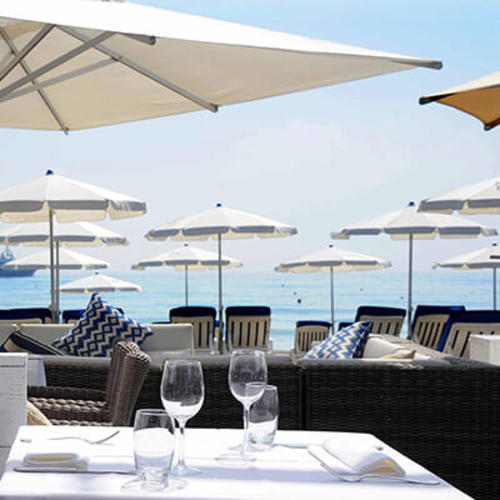 Bagatelle Beach Club, Saint Tropez