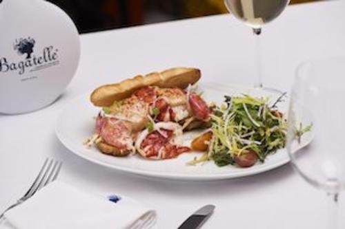 Bagatelle Revamps Brunch Menu