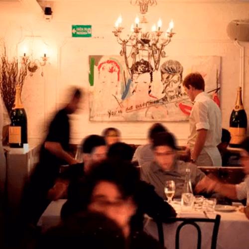 Restaurantes com clima de balada