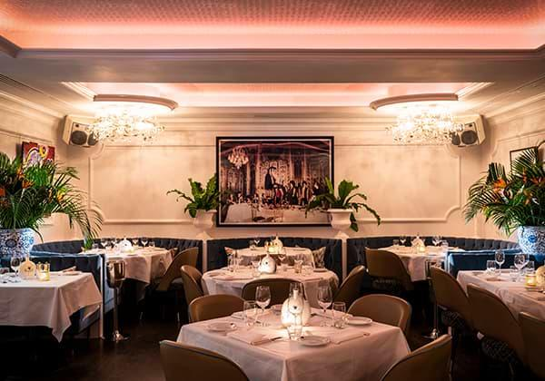 Private Events Bagatelle London Events
