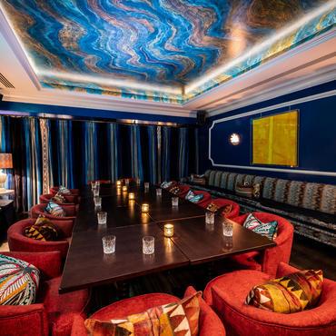 Gallery Bagatelle London Restaurant